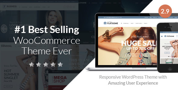 flatsome multi purpose responsive woocommerce theme download free